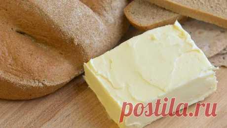 Как легко отличить настоящее сливочное масло от подделки   Ложка-Поварёшка все о пользе и вреде еды и способах ее правильного приготовления