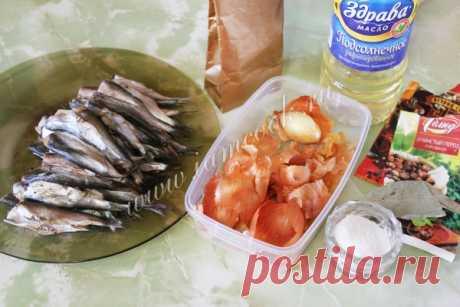 Шпроты из кильки по-домашнему — рецепт с фото пошагово