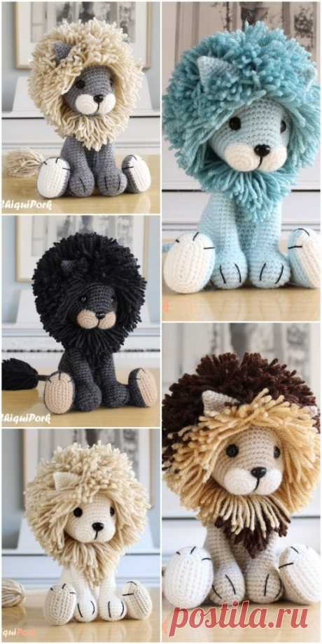 Free Amigurumi Doll And Animal Crochet Patterns - Amigurumi