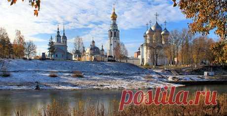 О крае резных палисадов, отважных мореходов и необычных названий, города которого древностью сравнимы и даже превосходят столицу России — Москву