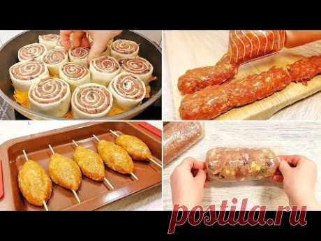 ЗАГОТАВЛИВАЮ. ЗАМОРАЖИВАЮ. ЭКОНОМЛЮ - 5 рецептов мясных блюд!