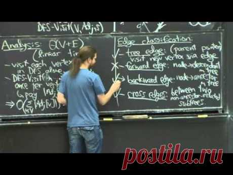 14. Depth-First Search (DFS), Topological Sort