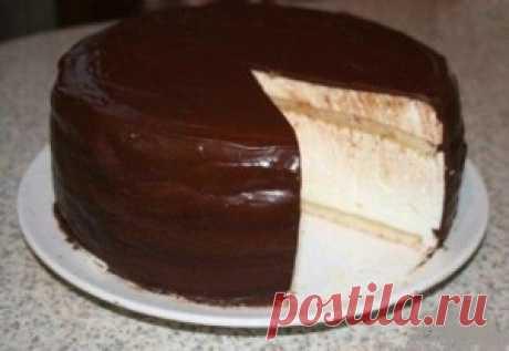 Торт «Эскимо» - Приготовим вкусно