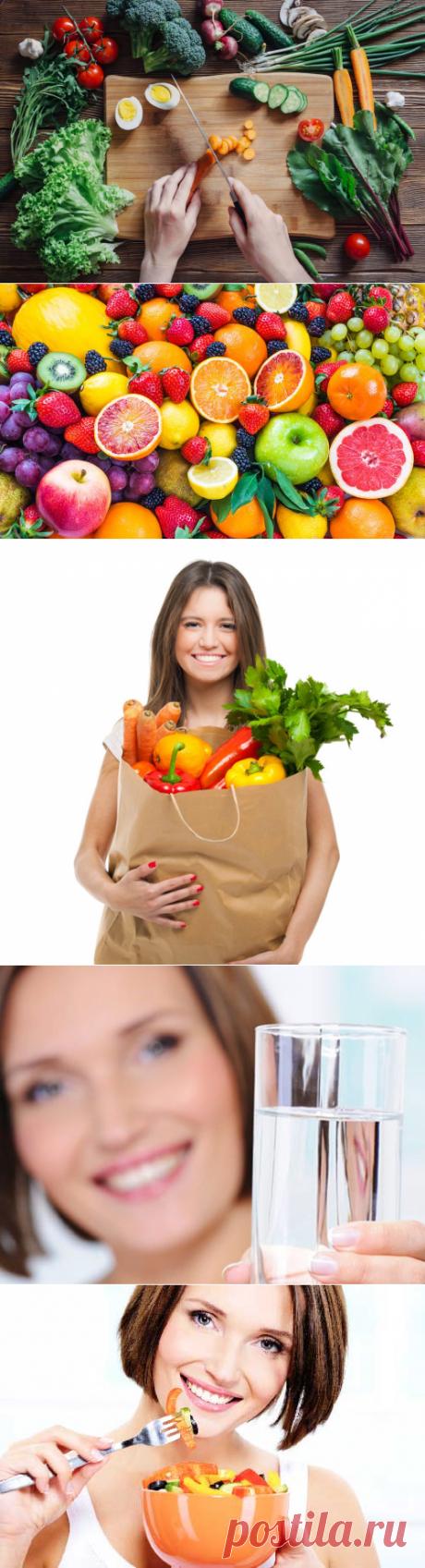 Положительное влияние питания на кожный покров - факты это доказывают