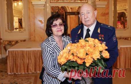 Земное счастье Алексея Леонова: человек, первым вышедший в открытый космос