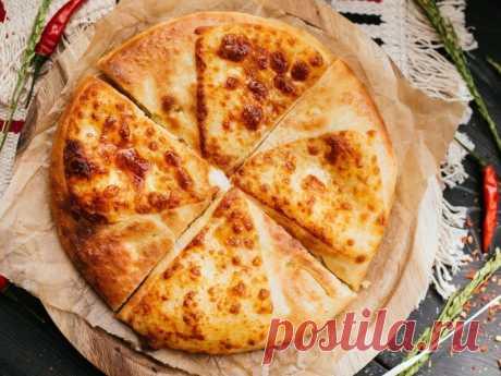 Хачапури – самый лучший рецепт! — Sloosh – кулинарные рецепты
