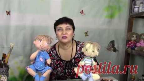 Кукла-пупс часть 2 ХоббиМаркет