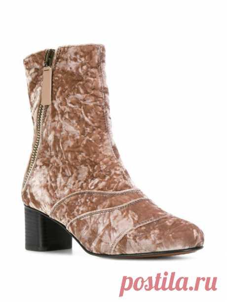 Хлоя Лекси-Ботинки для лодыжки - Farfetch