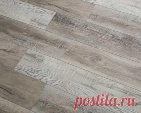 Водостойкий ламинат SPC StoneFloor Дуб Лофт Бежевый с уникальной древесной текстурой купить в Казани.