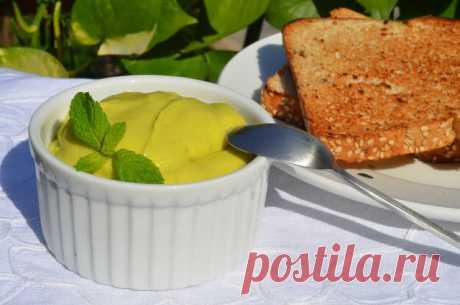 Паштет из авокадо кулинарный рецепт с фото от Paragrams
