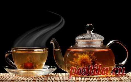 Что лучше добавлять в чай