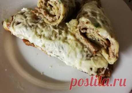 Картофельный бризоль 😊👍 - пошаговый рецепт с фото. Автор рецепта Natalja Cibulskiene(Авсюк) 🌳 . - Cookpad