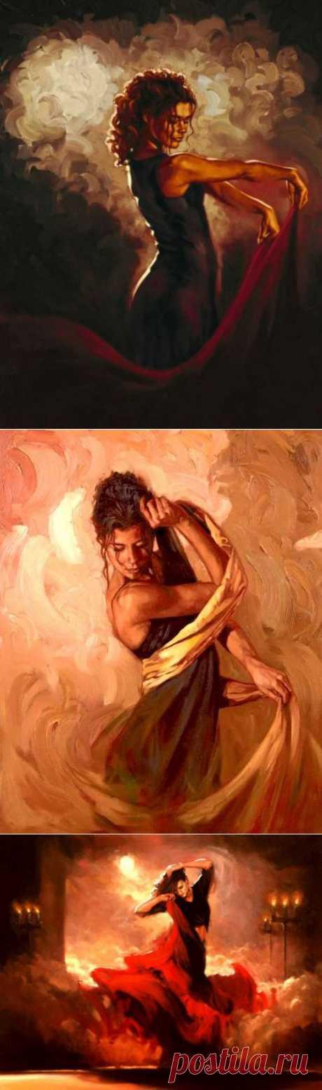 Танцуй со мной...Пока не кончилась любовь....