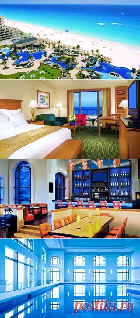 Отель JW Marriott Cancun Resort (Канкун, Мексика)