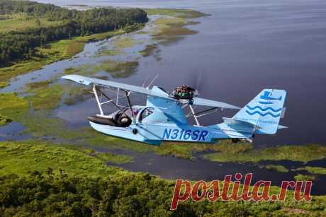 Фото PROGRESSIVE AERODYNE SeaRey (N316SR) - FlightAware