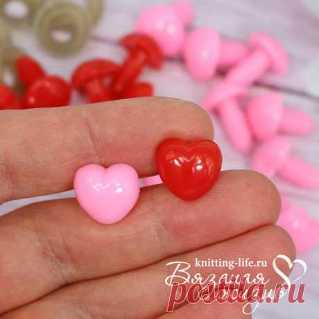 Носик пластиковый сердце - Глазки, носики, реснички - Вязаная жизнь | игрушки. Пластиковый носик #носикпластиковыйсердце #пластиковыйносик #носик #носиксердце #нос #носсердце #игрушечныйнос #игрушечныйносик #носдляамигуруми #вязанаяжизнь #игрушки #красныйносик #красныйнос #розовыйносик #розовыйнос