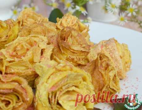 Блинные розы –