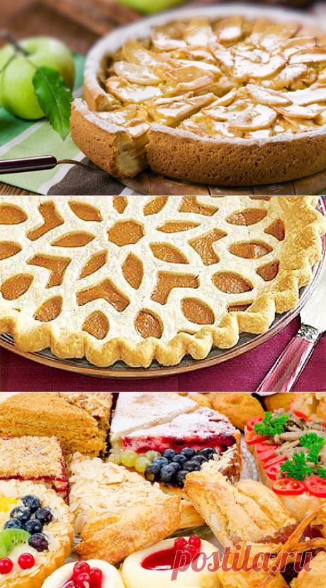 100 лучших рецептов тортов