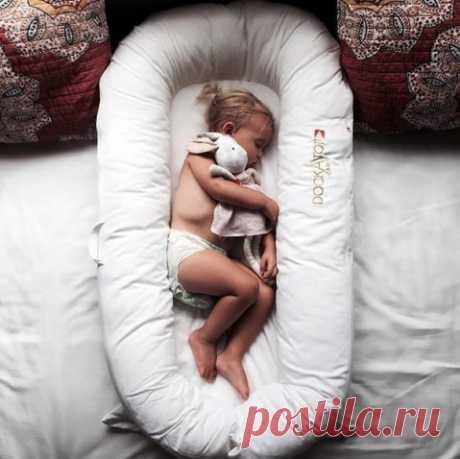 Переносная овальная детская кроватка – трансформер своими руками