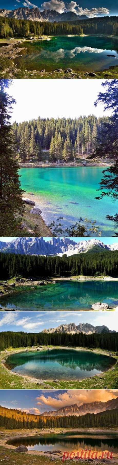 (+1) тема - Озеро Радуги! | НАУКА И ЖИЗНЬ