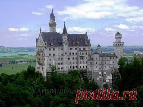 Экскурсия в замок Нойшванштайн (Германия) | Удивительный вояж