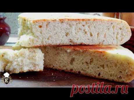 Вкусный хлеб на сковороде.Магазин больше не нужен! - YouTube