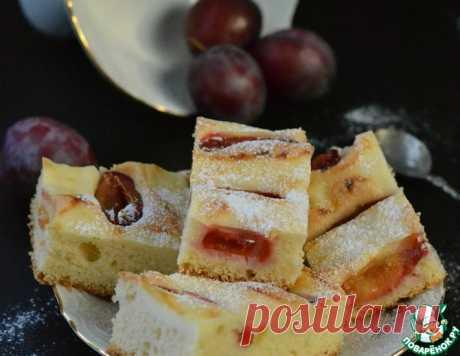 """Пирог """"Бубланина с творогом"""" – кулинарный рецепт"""
