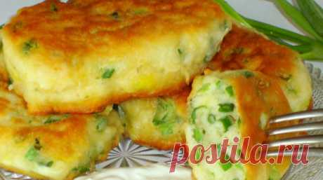 Пирожки с яйцом и зеленым луком - lublugotovit.me