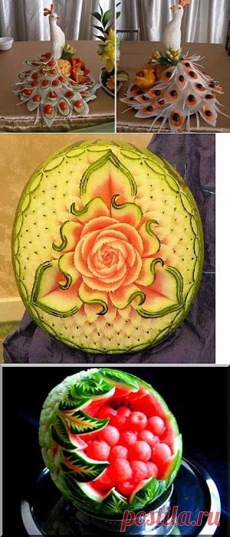 Красивое и вкусное искусство!