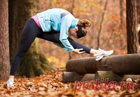 Как эффективно растянуть мышцы