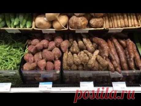La tienda de comestibles en США|Америке - Wholefoods