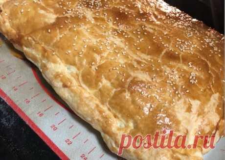 (11) Пирог чизбургер 🍔 - пошаговый рецепт с фото. Автор рецепта Анна . - Cookpad