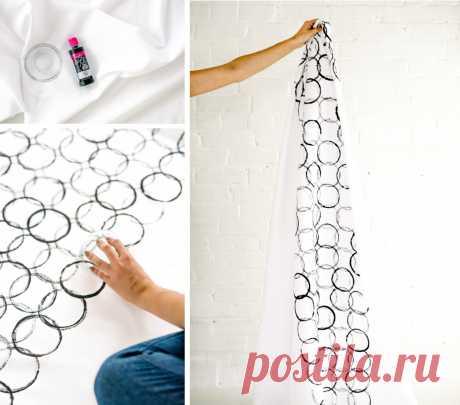 Создаем скатерть своими руками: 6 простых и интересных мастер-классов - HousesDesign