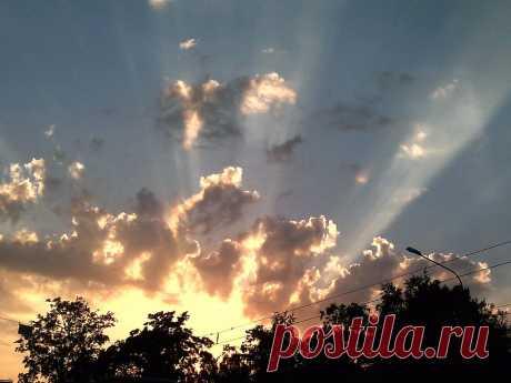 """""""Бесконечное небо..."""""""