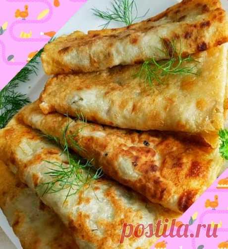 Таджикские лепешки с мясом | уДачные советы | Яндекс Дзен