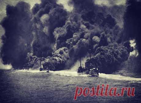Ютландское сражение — великая морская мясорубка. Часть 2 | Империя | Яндекс Дзен