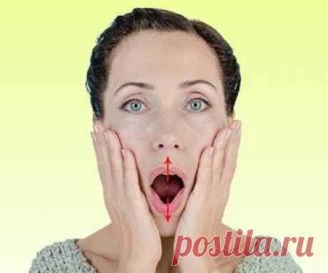 Чтобы подтянуть область вокруг рта, берешь пробку, кладешь между… Разбуди неработающие мышцы! — Копилочка полезных советов