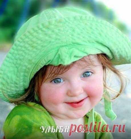 Люблю людей с улыбкой на лице,  им хочется всегда ответить тем же...)