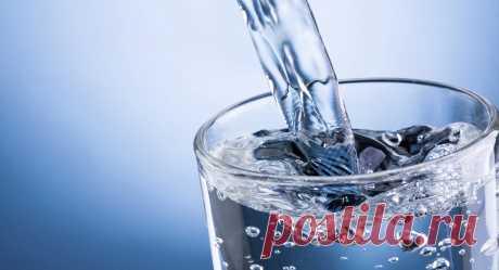 Целебная вода