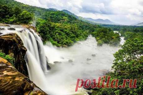 10 самых впечатляющих водопадов Индии, привлекающих особое внимание туристов 10 самых впечатляющих водопадов Индии, привлекающих особое внимание туристовИндия является родиной некоторых самых захватывающих водопадов в мире.Каждый водопад страны так или иначе восхитителен, но ...