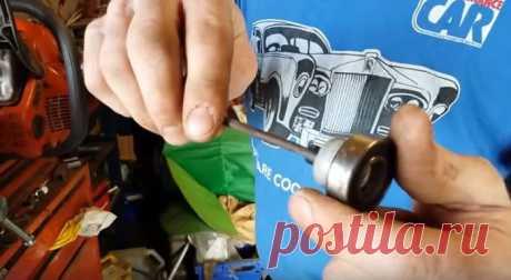 Как наточить цепь бензопилы при помощи дрели: наглядная инструкция