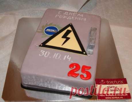 Юбилейный торт на 25 летний юбилей.Вес 3 кг.