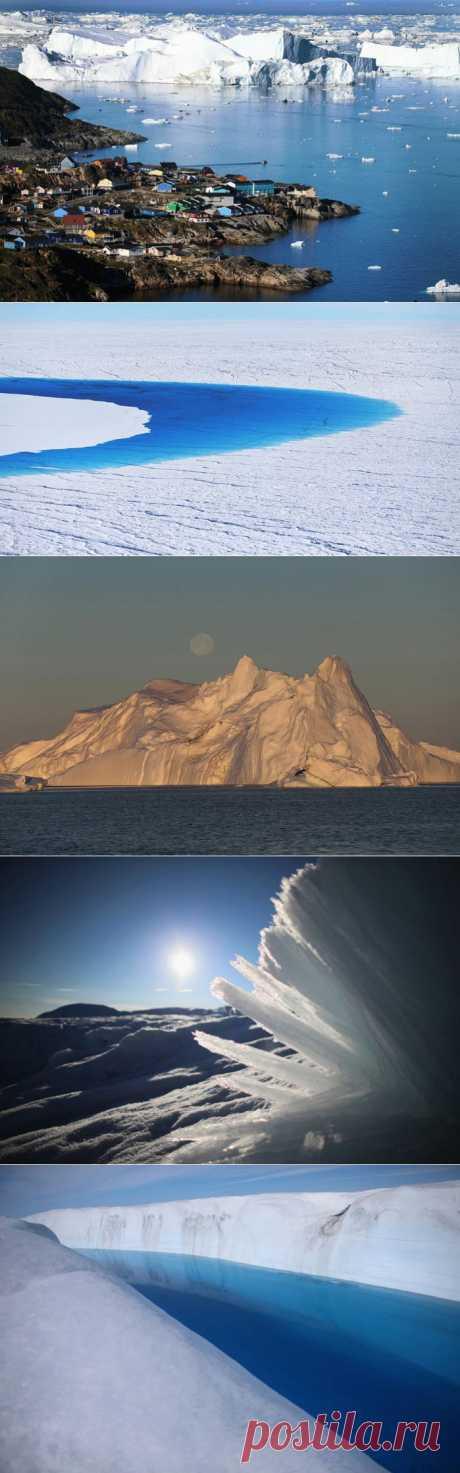 (+1) - Гренландия — крупнейший остров на Земле | ТУРИЗМ И ОТДЫХ