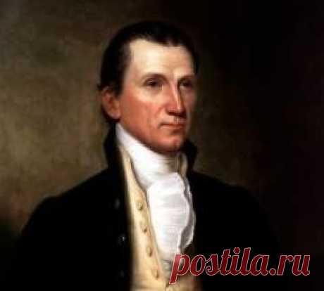 Сегодня 28 апреля в 1758 году родился(ась) Джеймс Монро-США