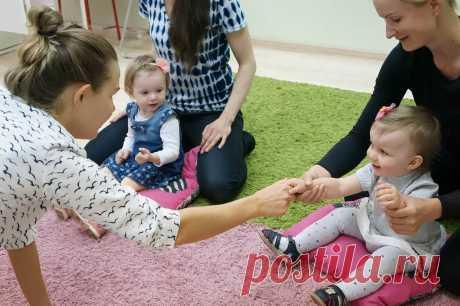 Идём на развивающие занятия | Статья для родителей