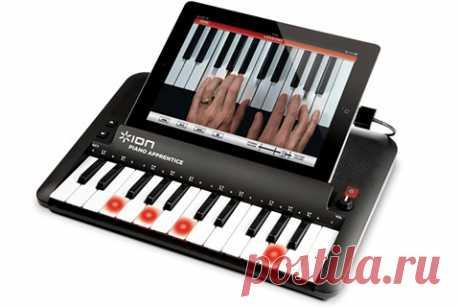 Пианист. Музыкальная флеш-игра