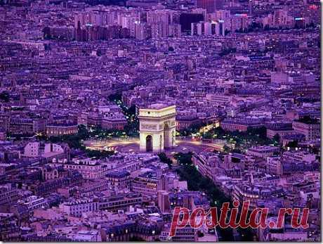 10 вещей, которые можно сделать в Париже бесплатно | Интересные факты