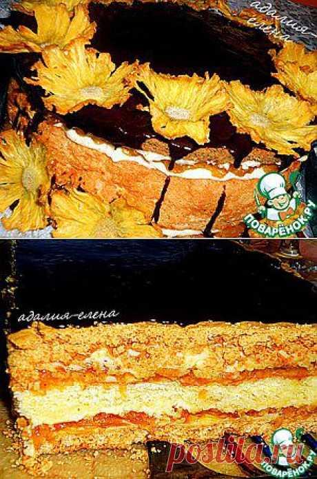 """Торт """"Леон"""" - кулинарный рецепт"""