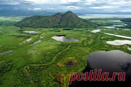 Затерянный мир: Пантанал, Бразилия