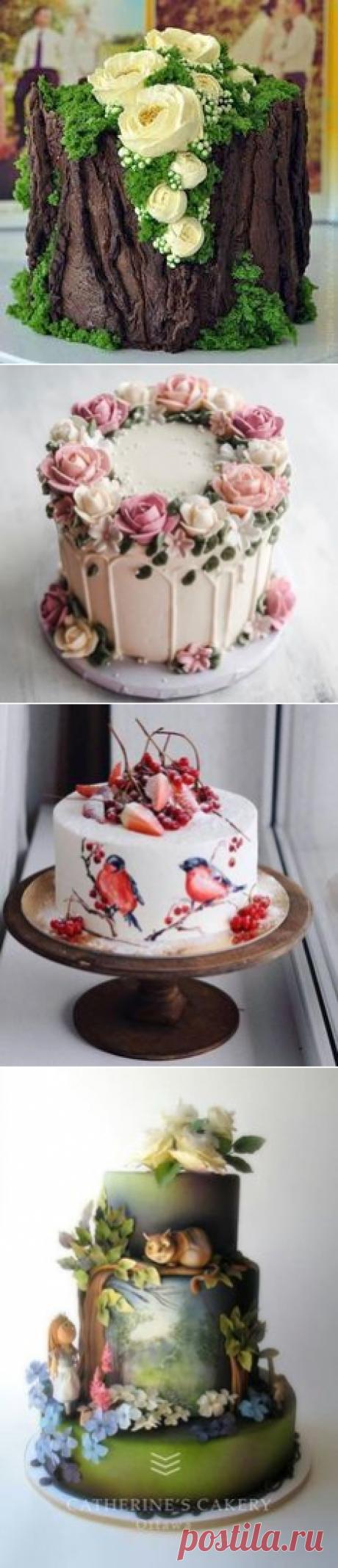 Художественные торты